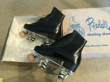 New listing VINTAGE RIEDELL 220 { MENS SIZE 7 } Roller Skates  / CENTURY PLATES  / NICE