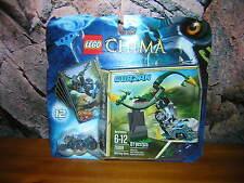 (A 1) LEGO Legends of Chima Speedorz 70109 Gorzan schlingpflanz NEW SEALED