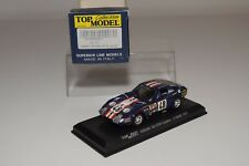 V 1:43 TOP MODEL COLLECTION TMC007 FERRARI 365 GTB4 DAYTONA LM 75 LE MANS MIB