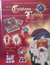 Antique Christmas Lights ID $$ BOOK 1920 - 1970 Electric Lighting