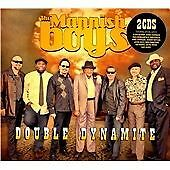 Mannish Boys - Double Dynamite (2012) Free postage