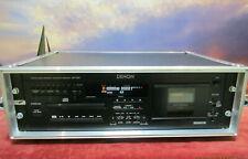Denon DN-T620 CD-Player-Kassettenrecorder im Thoman Flightcase mit Fernbedienung