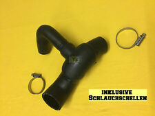OPEL Kühlerschlauch Calibra Wasserpumpe zu Saugrohr C20LET C20XE 2,0 i 16V Turbo