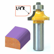 "1pc 1/2"" Sh 1/4"" Radius 1"" Cutting Diameter Round Over Router Bit sct-888"