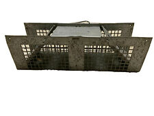 Humane X-Small 2 Door Live Animal Control Trap Mouse Mice Moles Chipmunks Rats