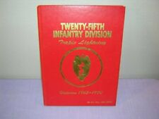 25th Infantry Division Vietnam 1965-1970 Tropic Lightning Yearbook
