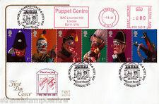 2001-Centro De Marionetas Marionetas-Cotswold Medidor Marca + Covent Garden H/S