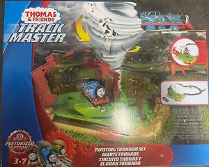 Thomas & Friends Trackmaster Twisting Tornado Track Set FJK25 - New in Box!