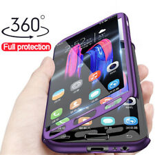For Samsung A21S A71 A51 A31 A41 A70 A50 360° Full Phone Ultra-thin Matte Case