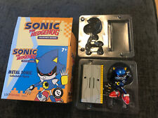 METAL SONIC THE HEDGEHOG LOOT CRATE EXCLUSIVE 25TH ANIV COLLECTORS FIGURE IN BOX