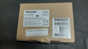 Panasonic KX-TGP600 SIP Dect Base Unit only with Power Adapter