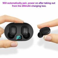Bluetooth 5.0 Headsets TWS Wireless Earphone Mini Earbud Stereo Headphone O7O4