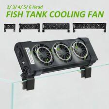 Aquarium Kühler Ventilatoren Kalt Wind Durchlaufkühler Verstellbar Wasser