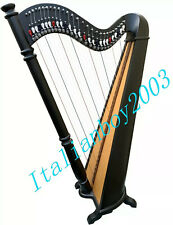 More details for clearance price 27 strings pillar levers harp