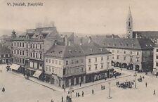 Zwischenkriegszeit (1918-39) Normalformat Ansichtskarten aus Wien