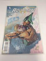 Aquaman #26  VF+ DC Comics February 2014 New 52 Mera