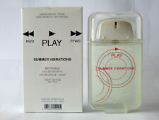 Givenchy Play Summer Vibrations For Men EDT Nat Spray 100ml - 3.3 Oz NIB T Boxed
