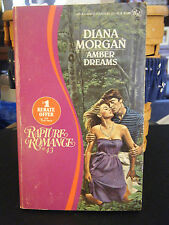 Amber Dreams by Diana Morgan (1983, Paperback)