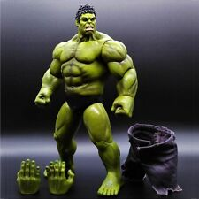 NEW Marvel Avengers Super Hero Incredible Hulk Action Figure Toy Movable