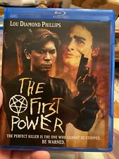 The First Power (Blu-ray Disc, 2014) Lou Diamond Phillips - 1990 Horror Classic