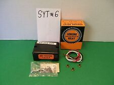*NEW* GENUINE SOLID STATE RELAY SYT-6 WITH TK CONVERSION KIT