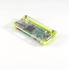 Green Acrylic Case for Raspberry Pi Zero & Zero W VaultPi