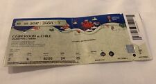 Sammler Used Ticket #3 Cameroon Chile Kamerun Confed Cup 2017 Russia Russland