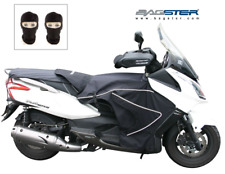 Pack Hiver BAGSTER Kymco 300 Dink Street 2009-16 Tablier + Manchons + 2 Cagoules