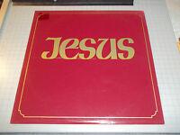 Jesus Norman Nelson~RARE Private Label Christian Xian