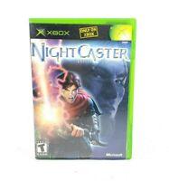 Nightcaster Microsoft Xbox Video Game