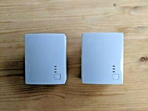 TP-LINK AV600 Nano Powerline Adapter Starter Kit - TL-PA4010KIT