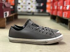 Converse Chuck Taylor All Star Distressed Ox Men Shoe Grey/White 159018C Sz 11.5