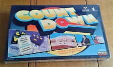 COUNTDOWN GAME. SPEARS 1997. YORKSHIRE/CHANNEL 4 TV BOX STILL SEALED AND UNUSED