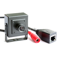 Surveillance CCTV Pinhole Hidden Network Mini IP Camera HD 720P H.264 Onvif2.0