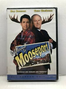 Welcome to Mooseport (DVD, 2004, Pan Scan) New Factory Sealed - Free Ship