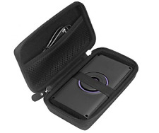 Thermal Image Case With Mesh Cable Pocket For Walabot DIY In Wall Imager Black #