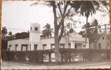Banes, Cuba 1952 Realphoto Postcard: 'Iglesia de los Amigos'