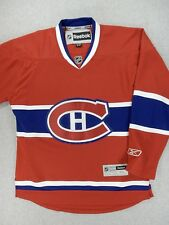 Montreal Canadians NHL Stitched Replica Hockey Jersey (Adult Medium)