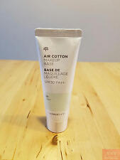 Brand NEW THE FACE SHOP Air Cotton Make UP Base 40ml SPF30 PA++ #01 Mint