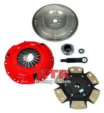 XTR STAGE 3 RACE CLUTCH KIT+HD FLYWHEEL 92-93 ACURA INTEGRA 1.7L 1.8L GS LS RS