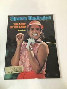 FM2-79 Sports Illustrated Magazine July 10 1978 NANCY LOPEZ LPGA