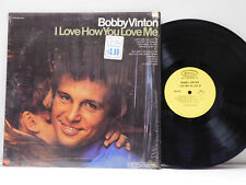 Bobby Vinton LP I Love How You Love Me   Epic VG+