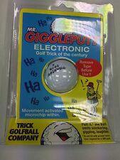 Mr Giggleputt Laughing  Golf Ball - FREE P&P