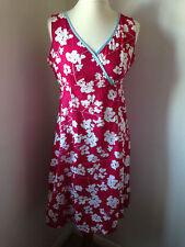 Joules Cotton V-Neck Floral Dresses for Women