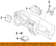 HONDA OEM Airbag Air Bag-RCM SDM ACM Restraint Control Module 8162192891