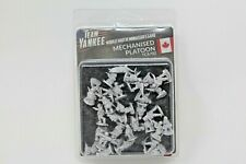 Team Yankee Mechnised Platoon Canada Metal