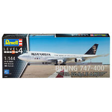 Revell Boeing 747-400 Iron Maiden (Level 4) (Scale 1:144) 04950 NEW
