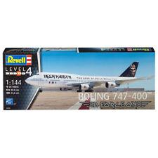 Revell boeing 747-400 iron maiden (niveau 4) (échelle 1:144) 04950 new