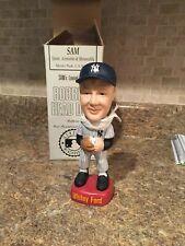 Whitey Ford SAM bobblehead nodder NY Yankees