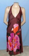 Simply Awesome Banana Republic Silk Halter Top Dress Size Small (Estimate 5/7)
